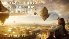 Compositing in Photoshop From Start to Finish