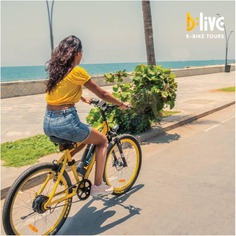 You'll feel like you're on a movie set while e-riding through Picturesque Pondicherry. Hit the road to zip across Pondicherry's beauty on smart and savvy electric bikes. . . . #letsblive #ebikes #discovery #letsblive #funoverfuel #fun #ev #pondicherry #pondicherrydiaries #auroville #ecotourism #eco #tours #indiatravel #ecotravel #instapondicherry #puducherry #beach #india_undiscovered #bangaloreblogger, #_coi, #styleblogger, #nikonphotography, #ootd, #traveldiaries, #pondicherry_shoutout, #lightroom, #nomadsofindia, #travelportraits, #indiapictures