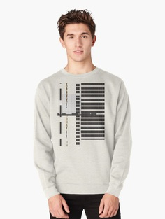 Urban Graphic Pullover