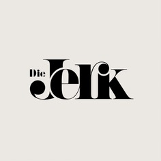 Die Jerk Logotype