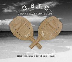 Odear - Odear - Grafisk design #tennis #summer #sport #plywood #beach #club