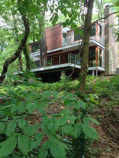 Bethesda House in Maryland, Gardner Architects 1