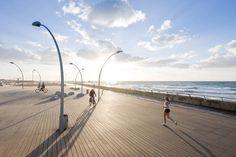 mayslits kassif architects: tel aviv port public space wins rosa barba european landscape prize #space