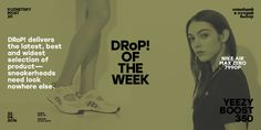 Rosie Lee - #DRoP #RosieLee #Sneaker
