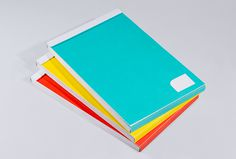 Mattress Recycling by Brief #colourful #graphic design #notebook