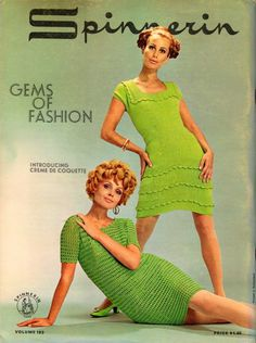 Vintage Fashion from the 1960s