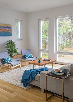 Wellfleet House – Modern Green Home by ZeroEnergy Design
