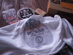 MR. ALOHA on Behance #packing #print #shirt #ilustracin #sticker #aloha