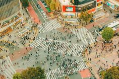 Tilt Shift Photography by Ben Thomas #inspiration #photography #shift #tilt