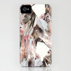 Arnsdorf SS11 Crystal Pattern iPhone Case by RoAndCo | Society6 #packaging #iphone #4s #design