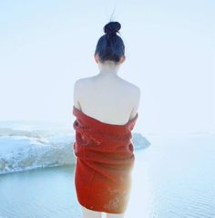 Poetic and Intimate Female Portraits by Emilie Lin