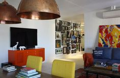 110 square meters apartment with retro and vintage interior - www. homeworlddesign. com (13) #interior #apartments #design #retro #vintage
