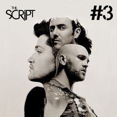 The Script Album Cover #design #graphic #quality #typography