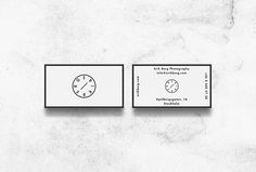 Erik Berg by Whiskey & Mentine #business card