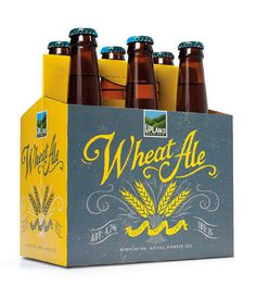 Upland Brewing Six Pack