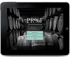 Proof | Zeus Jones #jones #scotch #design #digital #app #zeus