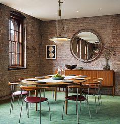 Amazing Loft with Rooftop in Manhattan -9 #interior design #decoration #decor #deco