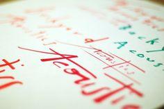 Blog | Schweiß & Herzblut #handwriting #lettering #branding #typography
