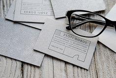 Branding   iainclaridge.net #business #stripes #design #clean #cards