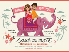 Save the date - India