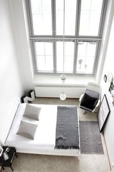 FFFFOUND! | Baubauhaus. #interior #white #design #black #and #decoratiom