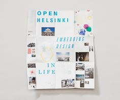 Kokoro & Moi – World Design Capital Helsinki 2012 #poster