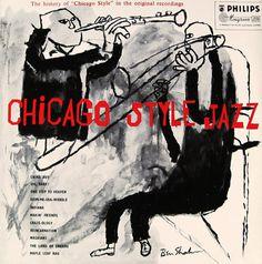 Chicago Style Jazz, Columbia 632