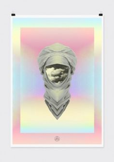 Sam Chirnside: Sacred Geometry | Sgustok Design #design #poster