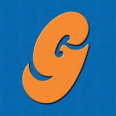 All sizes | G | Flickr - Photo Sharing! #vector #lettering #glyph #letterform #type