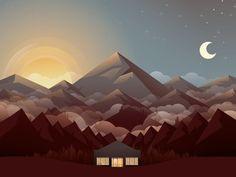 Mountains - Nick Slater