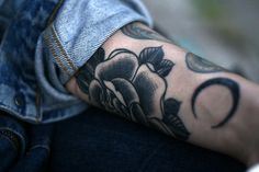 Likes | Tumblr #tatoo #jeans