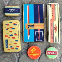 Vintage Packaging