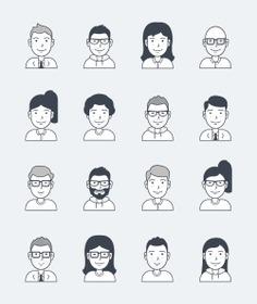 user-avatar-icons