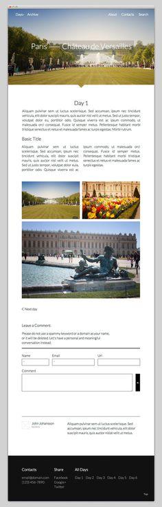 Travel&Blog