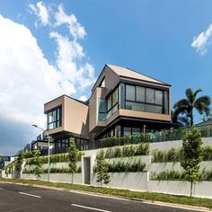 residential, Singapore/ Studio Wills