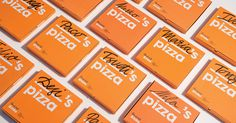 make&take - your signature pizza on Behance