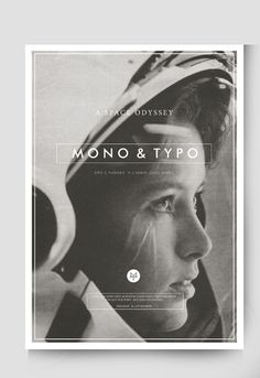 MONO&TYPO No. 2 on Behance #layout