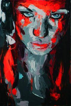 b4746511935b8594a6cd66ca87090659.jpg (JPEG Image, 800×1203 pixels) #visual #france #arts #franoise #nielly