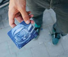 Paperwallet – Innovative art Tyvek wallets #men #wallet