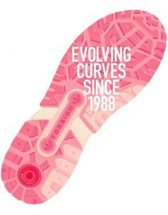 ANONYMOUS MAG #adidas #design #trefoil #curves #illustration #torsion #adi #typography