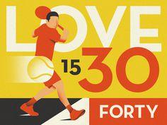 Pavlov Visuals - Tennis Love
