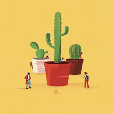 Jack Hudson_If_I_Was_Small_The 20mm Showdown.jpg #layout #typography #graphic #design #magazine #illustration