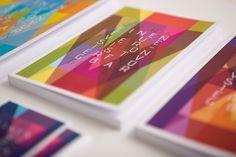 Eine neue Version ist verfxc3xbcgbar #editorial #print #design #color
