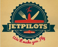 The Jetpilots | . #logo