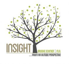 Logos - Adam Marks Advertising #tree #insight #identity #adamjmarks #logo