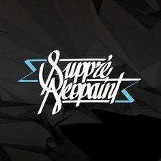 All sizes | Suppré-Neopaint logo | Flickr - Photo Sharing! #neopaint #script #budapest #suppre #blik #hungary #logo #danielblik #typography