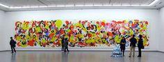 Economies of Scale | Work | Jon Burgerman #mural