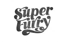 Spotlight: Super Furry « The Blog of G. Lamson #logo #retro