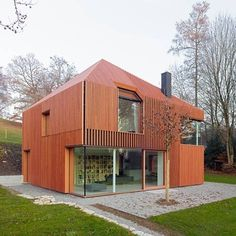 Dezeen » Blog Archive » House 11×11 by Titus Bernhard Architekten #architecture