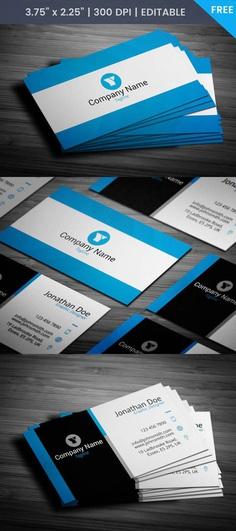 Free Programmer Business Card Template